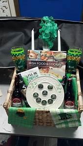 get lucky dinner basket raffle baskets gift