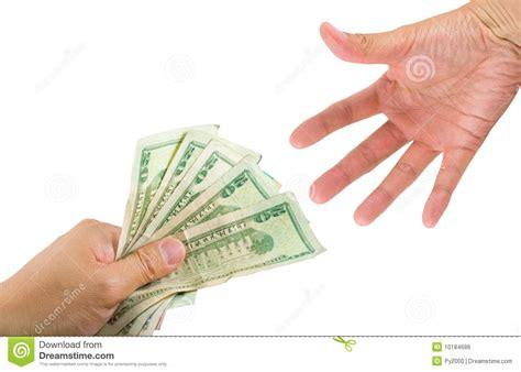Lending Money Stock Photo. Image Of Cash, Debt, Grabbing