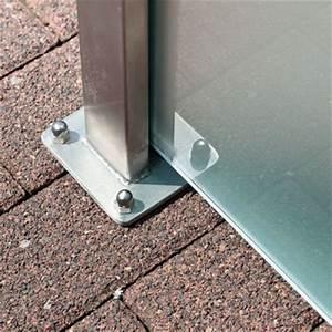 Milchglas Für Balkon : windschutz aus glas nach ma megaglas ~ Markanthonyermac.com Haus und Dekorationen