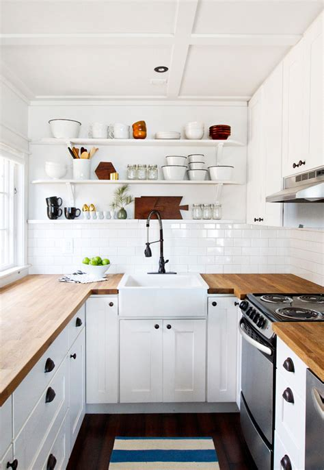 Small White Kitchen Designs  Home Design Ideas Essentials
