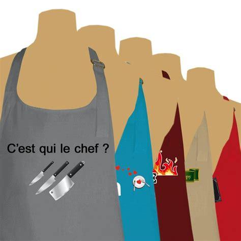 tablier de cuisine homme personnalisé 1000 idées sur le thème tablier pour hommes sur