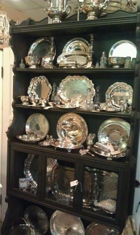 ideas  silver trays  pinterest silver
