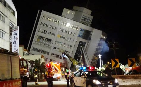Early images from the haitian cities of jeremie and les cayes, following a magnitude 7.2 earthquake. Photos: At least 6 dead, hundreds injured in Taiwan earthquake | World | thetandd.com