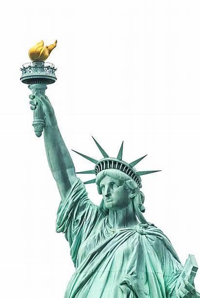 Liberty Statue Close