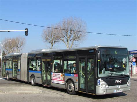 bureau tag grenoble trans 39 photothèque autobus irisbus citelis 18 tag