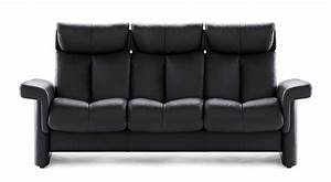 circle furniture legend stressless highback sofa With sectional sofas circle furniture