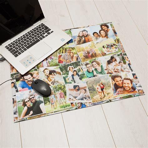 Schreibtischunterlage Mit Foto by Schreibtischunterlage Selbst Gestalten