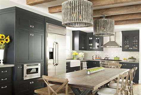 charcoal gray kitchen cabinets 10 designer tips on how to decorate your home home bunch 5232