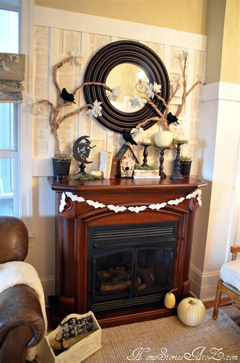 24 Best Fall Mantel Decorating Ideas And Designs For 2019