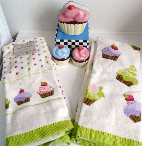 cupcake accessories for kitchen kitchen accessories kitchen towels and kitchens on 6321