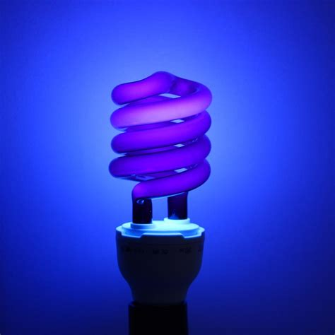 uv black light 220v 36w 40w e27 ultraviolet uv spiral energy saving black