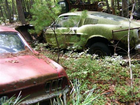 junkyard beauties amcarguidecom american muscle car guide