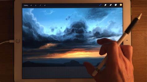 develop  drawing app  ipad  procreate