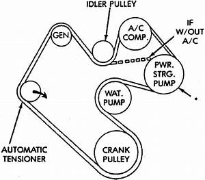 belt diagram 4 9l belt free engine image for user manual With ford repair professionals 2005 dodge ram drive belt routing diagrams