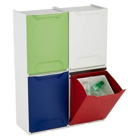 kitchen garbage storage kitchen helpers 10 multi compartment sorting garbage 1759