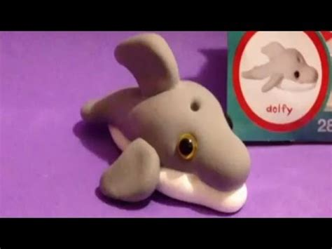 tuto comment faire un dauphin avec la p 226 te 224 modeler dough