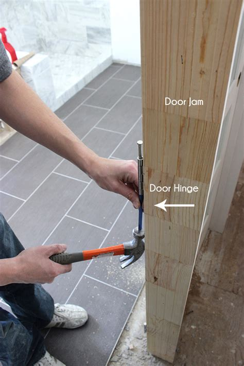 How To Install A Prehung Door  School Of Decorating