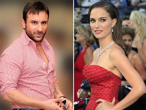 natalie portman threatens  sue saif ali khan movies news