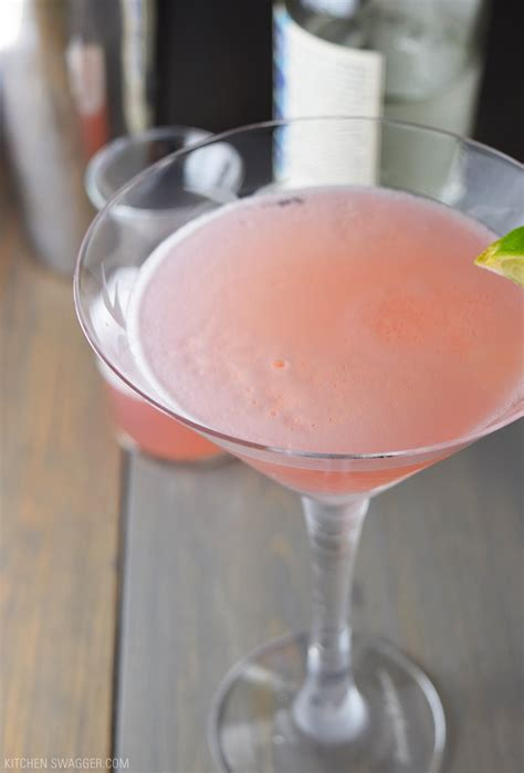 cosmopolitan cocktail recipe kitchen swagger