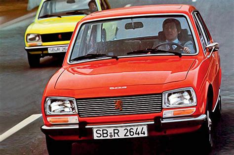 1970 Peugeot 504 Review-great Cars Of The 70s