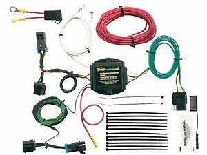Trailer Wiring Harness For Chevy Gmc Express 2500 1500 3500 4500 Savana Dm25p2