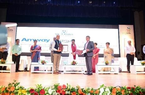amway india partners   ministry  skill