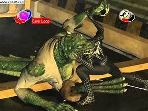 Spiderman 3 The Game: Lizard: Dr.Connors The Lizard Pt 2 ...