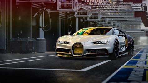 The bugatti chiron is a car built to break the brand's own records, but it manages to allow form to be a close second to function in its design. Bugatti Chiron 1500 HP, HD Cars, 4k Wallpapers, Images, Backgrounds, Photos and Pictures