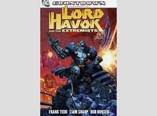 Countdown Presents Lord Havok and the Extremists #1 TPB