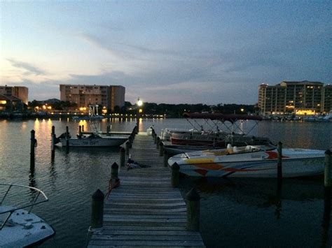 Boat Slip Destin Fl by Destin Condo With Boat Slip Isle Vrbo