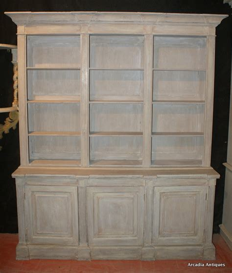 Antique Bookcases Uk  Antique Painted Bookcases French