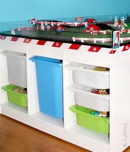 Trofast Regal Ikea : aufsatz f r carrerabahn f r ikea trofast regale selber bauen diy kids pinterest best kids ~ Orissabook.com Haus und Dekorationen