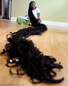 Meet The Woman With The World's Longest Hair (PHOTOS ...