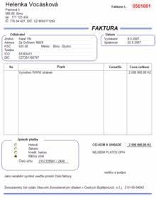 Rechnung In English : faktura wikipedie ~ Themetempest.com Abrechnung
