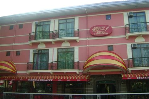patio rizal hotel lucban philippines updated 2017