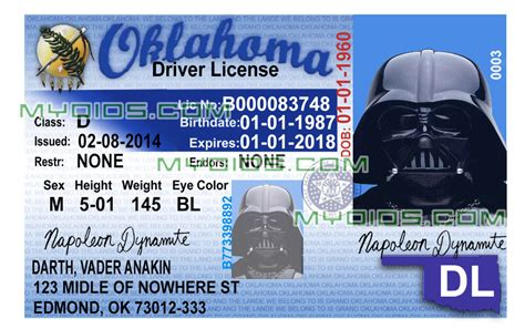 drivers license template free id templates myoids id guide