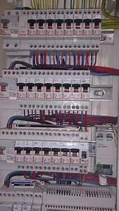 Installer Un Tableau électrique : cabler le tableau lectrique avec m thode r alisez votre ~ Dailycaller-alerts.com Idées de Décoration