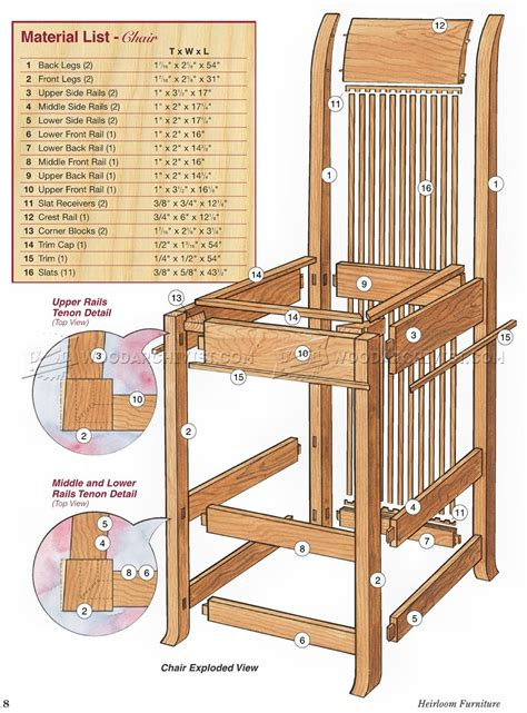 wooden bar stool plans woodarchivist