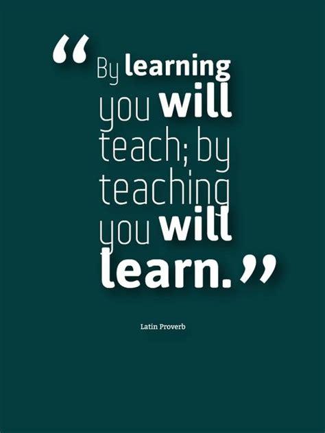 learning   teach  teaching   learn