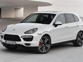 2013 porsche cayenne turbo porsche cayenne production halted on regional flooding truck trend