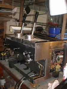Rancilio Z9 Le Two Group Lever Rebuild