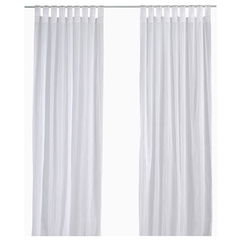 panels for ikea matilda sheer curtains 1 pair white 140x250 cm ikea