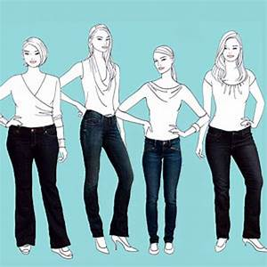 The Perfect Jeans for Your Body Type - Rachael Ray Every Day