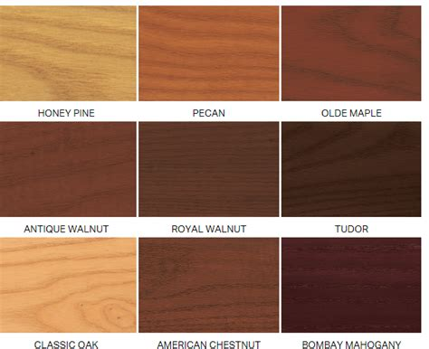 minwax polyshades colors minwax 308034444 express color wiping stain and finish