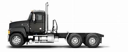 Mack Pinnacle Sleeper Trucks Ca68 Conventional Mp8