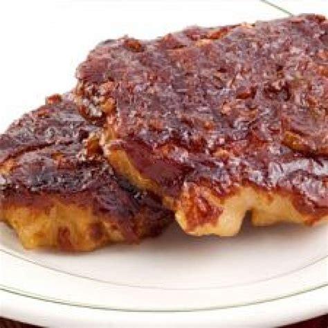 southern style bbq recipes bbq pork chops southern style recipe just a pinch recipes