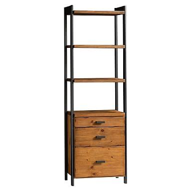 Bookcase Tower by Colton Bookcase Tower Pbteen