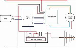 Antenna Tracking System For Airborne Vehicles In Uhf