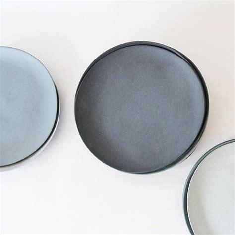 Porzellan Teller by Plates Porcelain Gray Small 19 Cm Per Ceramics