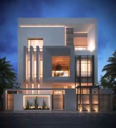 architecture house designs modern villa exterior design by ions design